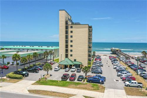 Photo of 3647 S ATLANTIC AVENUE #8C, DAYTONA BEACH SHORES, FL 32118 (MLS # V4919547)