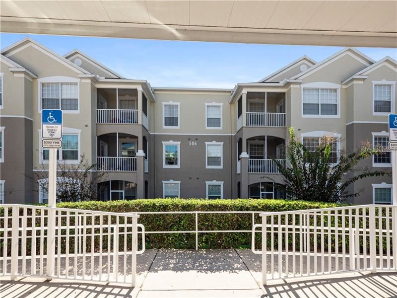 586 BRANTLEY TERRACE WAY #208, Altamonte Springs, FL 32714 - #: O5906547