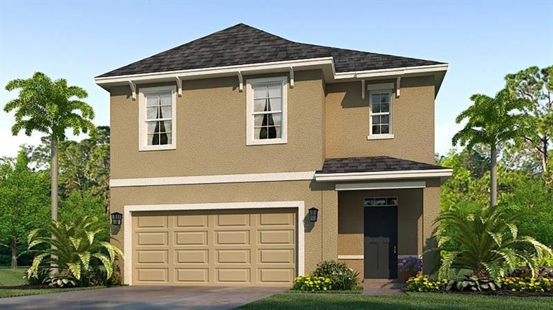 7560 CYPRESS WALK DRIVE, New Port Richey, FL 34655 - #: T3306547
