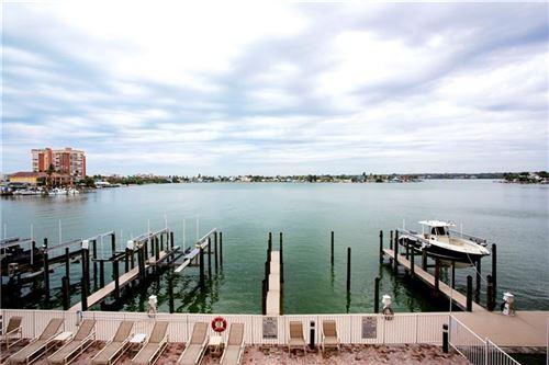 Photo of 17735 GULF BOULEVARD #303, REDINGTON SHORES, FL 33708 (MLS # U8076548)