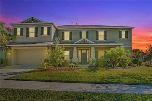 Photo of 26873 EVERGREEN CHASE DRIVE, WESLEY CHAPEL, FL 33544 (MLS # T3225551)