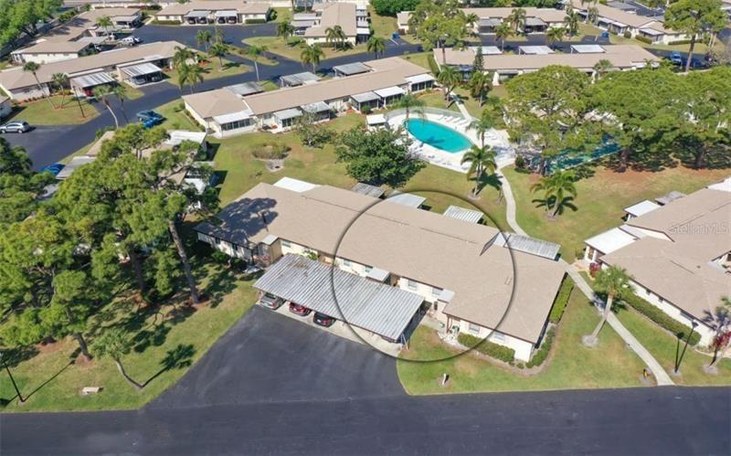 Photo of 2840 SWIFTON DRIVE #121, SARASOTA, FL 34231 (MLS # A4464551)