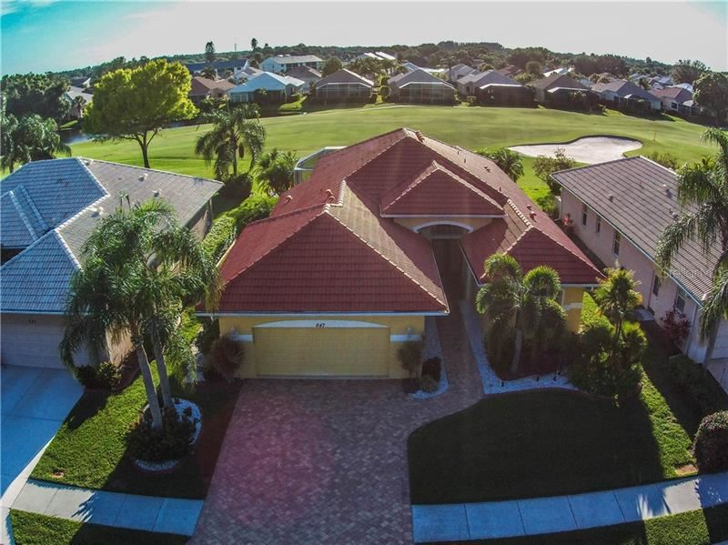 Photo of 647 POND WILLOW LANE, VENICE, FL 34292 (MLS # A4477551)