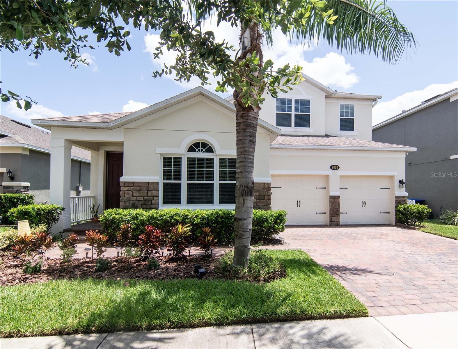 8019 NAVEL ORANGE LANE, Winter Garden, FL 34787 - #: O5961551