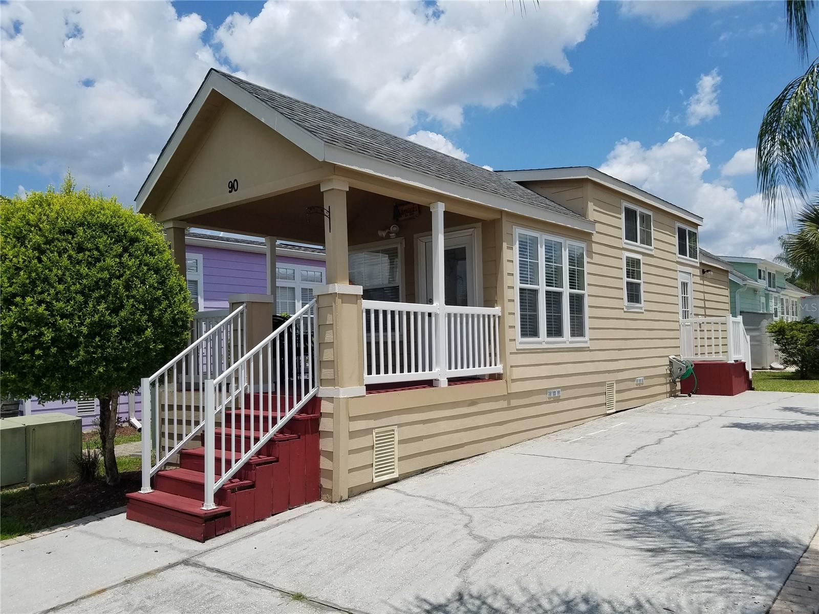 2650 HOLIDAY TRAIL #90, Kissimmee, FL 34746 - #: S5052551
