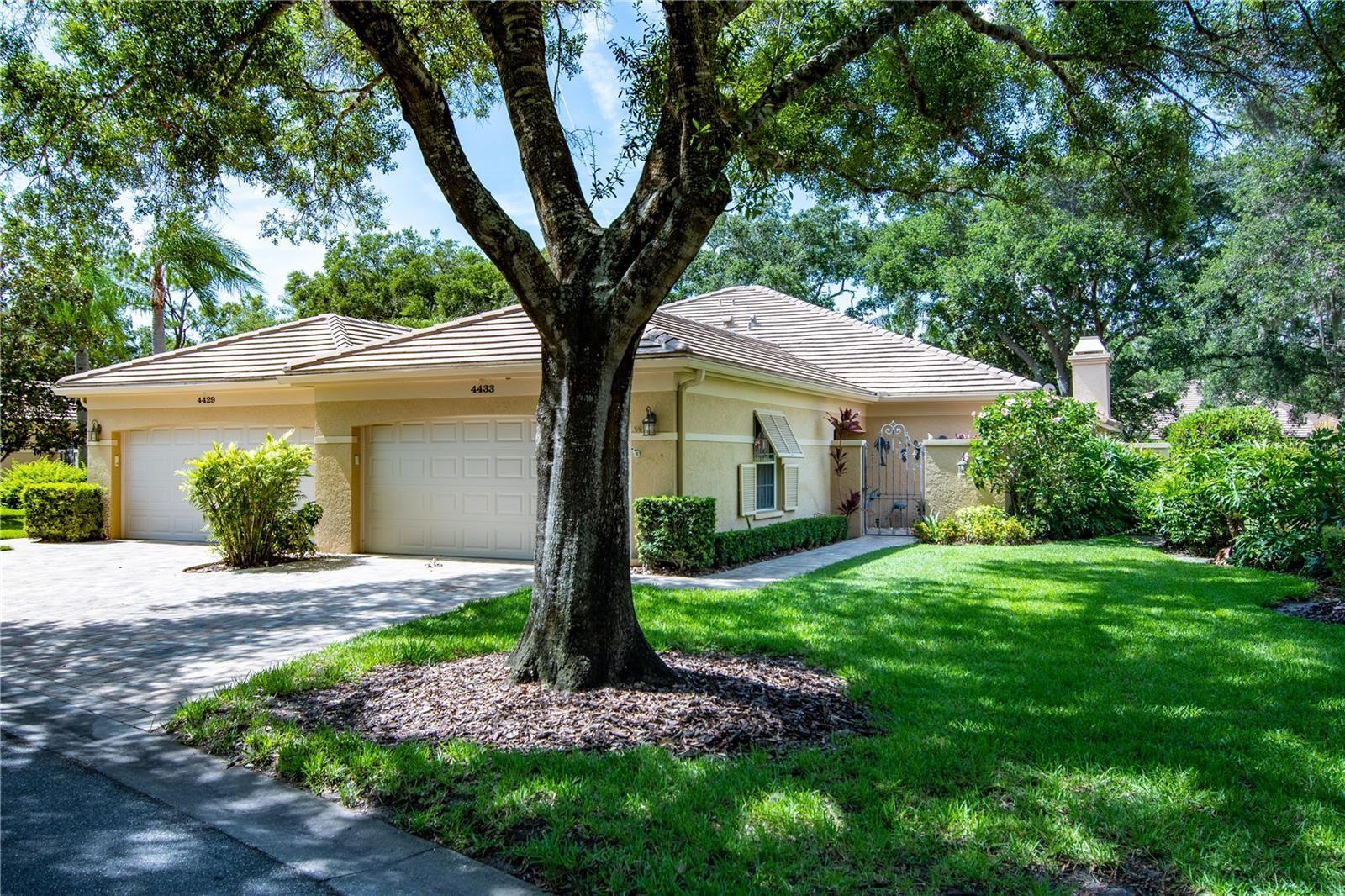 4433 OAKLEY GREENE #5, Sarasota, FL 34235 - #: U8126551