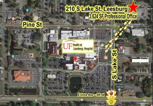 Tiny photo for 210 S LAKE STREET, LEESBURG, FL 34748 (MLS # G5041553)