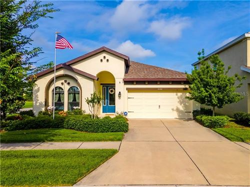 Photo of 6302 VOYAGERS PLACE, APOLLO BEACH, FL 33572 (MLS # T3301553)
