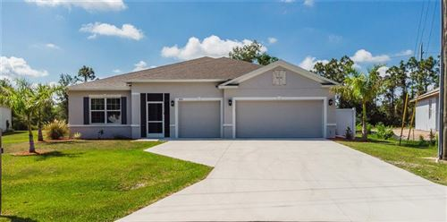 Photo of 496 ENCARNACION STREET, PUNTA GORDA, FL 33983 (MLS # C7442555)