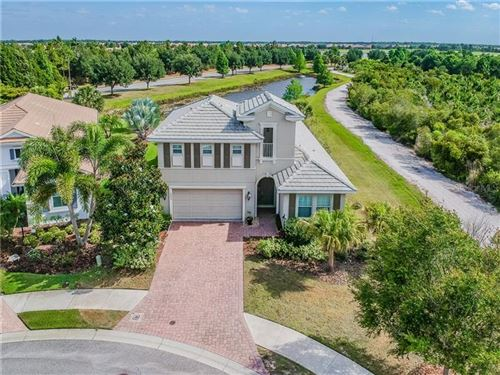 Photo of 15623 LEVEN LINKS PLACE, LAKEWOOD RANCH, FL 34202 (MLS # O5864555)