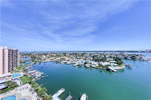 Photo of 31 ISLAND WAY #1404, CLEARWATER, FL 33767 (MLS # U8095555)