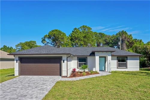 Photo of 3720 OCONTO AVENUE, NORTH PORT, FL 34286 (MLS # A4492556)