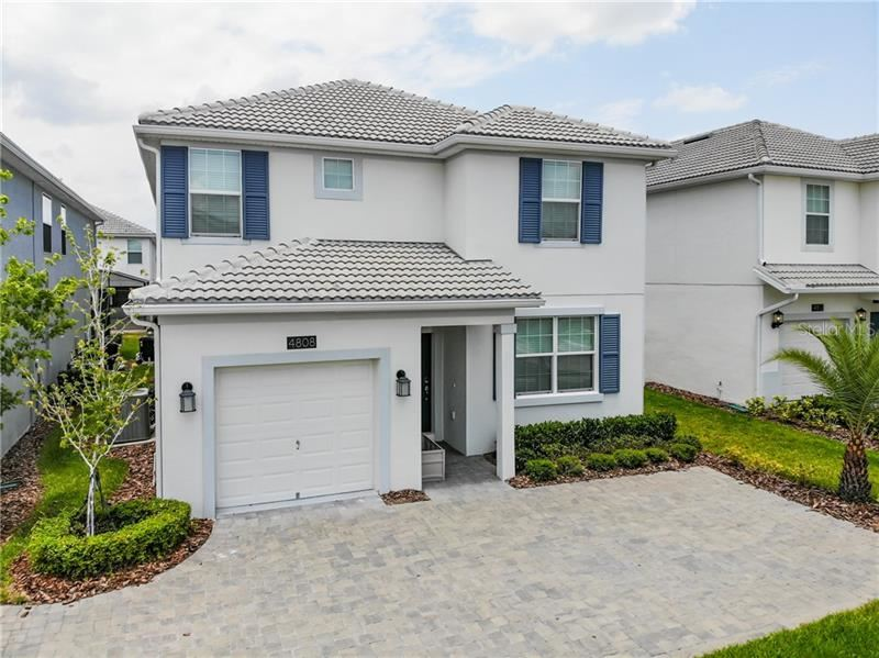 4808 KINGS CASTLE CIR, Kissimmee, FL 34746 - MLS#: S5034556