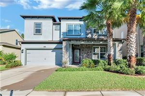 Photo of 4347 VERMILLION SKY DRIVE, WESLEY CHAPEL, FL 33544 (MLS # T3203557)