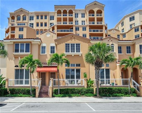 Photo of 505 MANDALAY AVENUE #63, CLEARWATER, FL 33767 (MLS # U8084557)