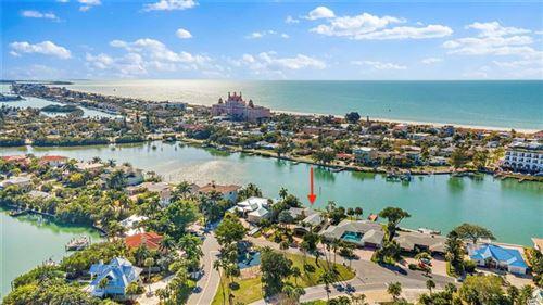 Photo of 3700 BELLE VISTA DRIVE, ST PETE BEACH, FL 33706 (MLS # U8110557)