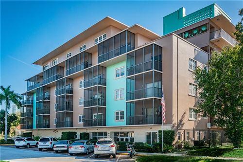 Photo of 750 BURLINGTON AVENUE N #2B, ST PETERSBURG, FL 33701 (MLS # U8125557)