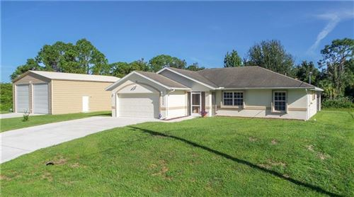 Photo of 3298 SHAWNEE TERRACE, NORTH PORT, FL 34286 (MLS # C7433558)