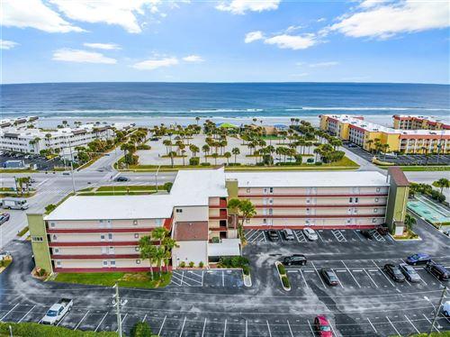 Photo of 3700 S ATLANTIC AVENUE #202, NEW SMYRNA BEACH, FL 32169 (MLS # S5053558)