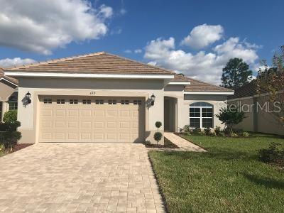 Photo of 659 NEWHALL LANE, DEBARY, FL 32713 (MLS # O5894559)