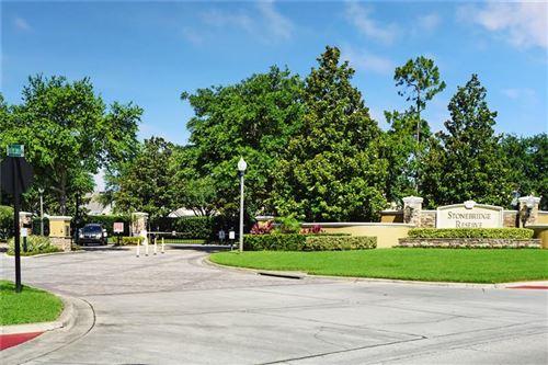 Photo of 3356 ROBERT TRENT JONES DRIVE #20306, ORLANDO, FL 32835 (MLS # O5944559)