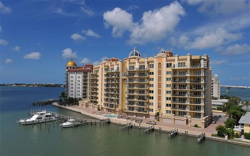 Photo of 464 GOLDEN GATE POINT #302, SARASOTA, FL 34236 (MLS # A4447559)