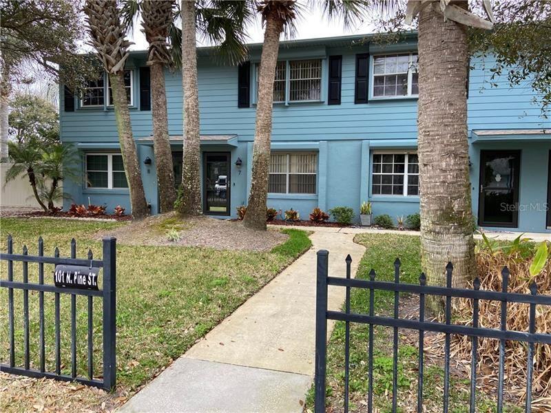 101 N PINE STREET #7, New Smyrna Beach, FL 32169 - #: O5925559