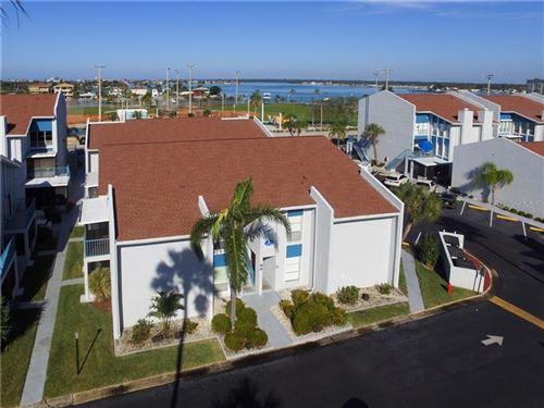 Photo of 260 MEDALLION BOULEVARD #B, MADEIRA BEACH, FL 33708 (MLS # U8069560)