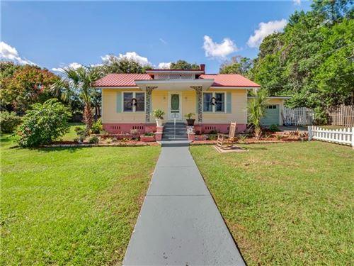 Photo of 236 N SALISBURY AVENUE, DELAND, FL 32720 (MLS # V4916562)