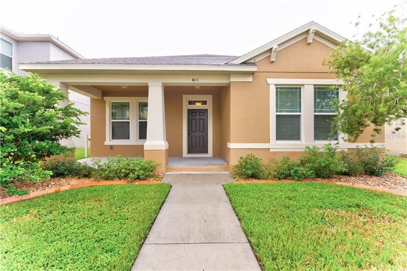 403 GRASSY KEY WAY, Groveland, FL 34736 - #: G5031562