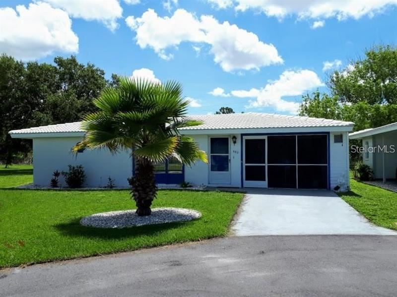 Photo of 580 CIRCLEWOOD DRIVE #R-5, VENICE, FL 34293 (MLS # A4497563)