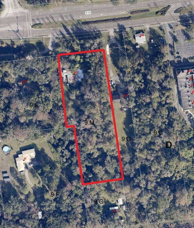 Photo for 835 E STATE ROAD 434, WINTER SPRINGS, FL 32708 (MLS # O5979563)