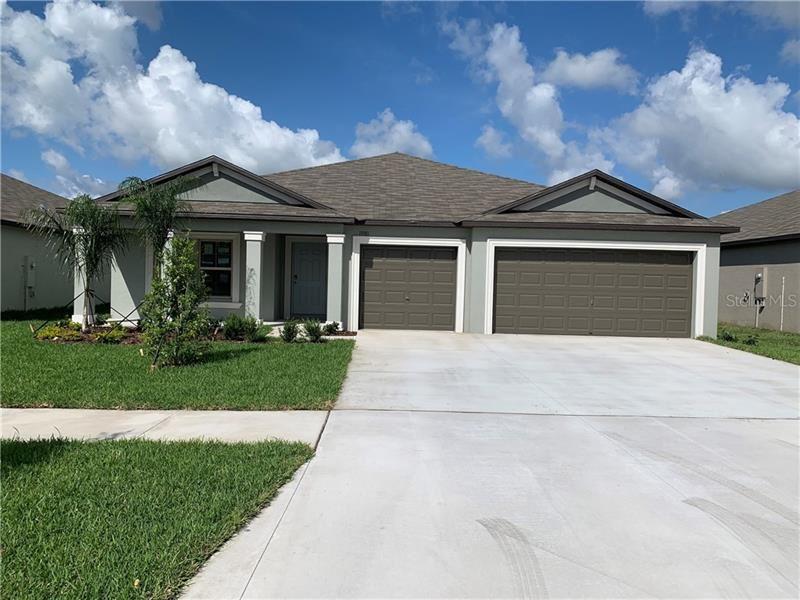 13581 WILLOW BLUESTAR LOOP, Riverview, FL 33579 - MLS#: T3234563