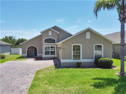 Photo of 252 REGENCY STREET, DAVENPORT, FL 33896 (MLS # O5864564)