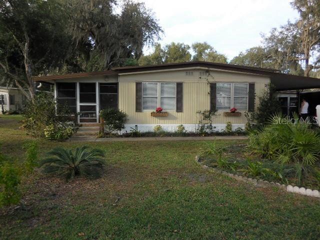 29 S BOBWHITE ROAD, Wildwood, FL 34785 - #: G5045564