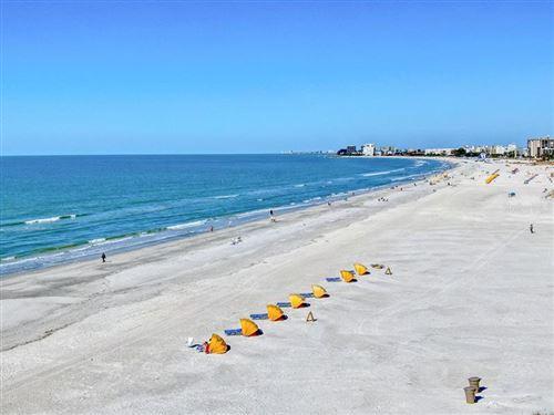 Photo of 4000 GULF BOULEVARD #406, ST PETE BEACH, FL 33706 (MLS # U8110565)