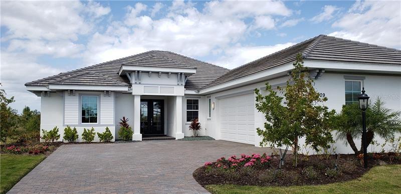 16209 KENDLESHIRE TERRACE, Bradenton, FL 34202 - #: A4437565