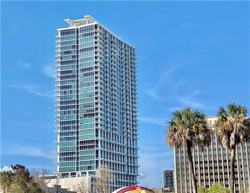 Photo of 150 E ROBINSON STREET #823, ORLANDO, FL 32801 (MLS # O5923566)