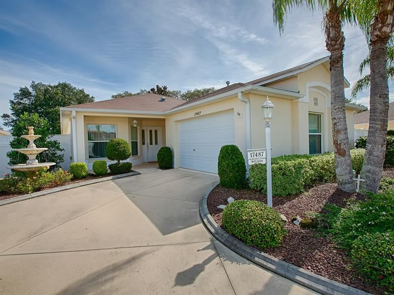 17487 SE 84TH FOXGROVE AVENUE, The Villages, FL 32162 - #: G5039566
