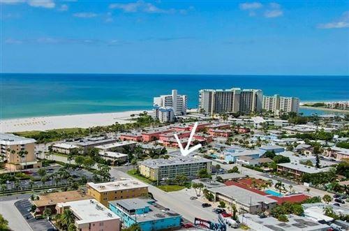 Photo of 6767 SUNSET WAY #305, ST PETE BEACH, FL 33706 (MLS # U8081567)