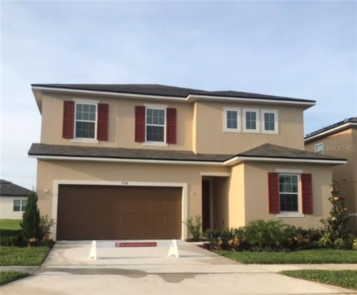 736 MEADOW POINT DRIVE, Haines City, FL 33844 - #: J913567