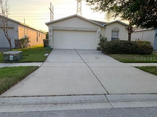 Photo of 7958 CARRIAGE POINTE DRIVE, GIBSONTON, FL 33534 (MLS # T3300568)