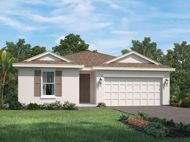 12568 RYEGRASS LOOP, Parrish, FL 34219 - #: O5883569