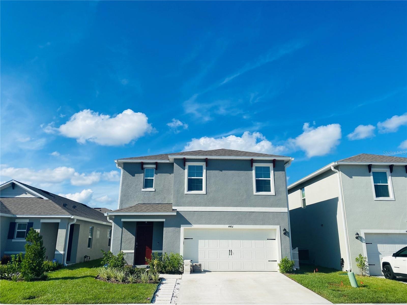 4451 BLUE ROCK DRIVE, Sanford, FL 32771 - #: O5976569