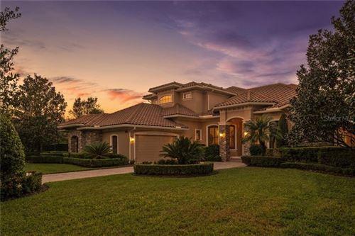 Photo of 11873 VINCI DRIVE, WINDERMERE, FL 34786 (MLS # O5806570)