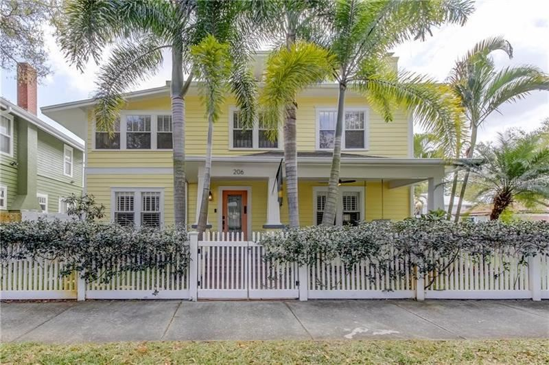 206 11TH AVENUE NE, Saint Petersburg, FL 33701 - MLS#: U8084570