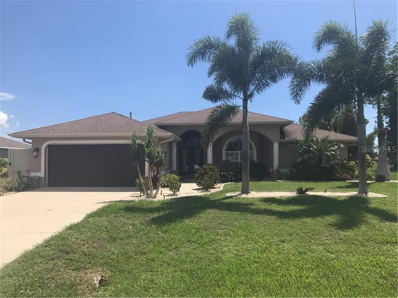 25411 BARQUE POINT DRIVE, Punta Gorda, FL 33955 - #: C7430571