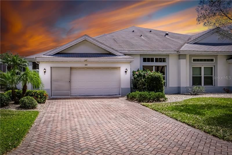 610 MCDANIEL STREET, Sun City Center, FL 33573 - #: T3231571