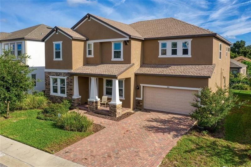 1419 KEYSTONE RIDGE CIRCLE, Tarpon Springs, FL 34688 - #: U8101572