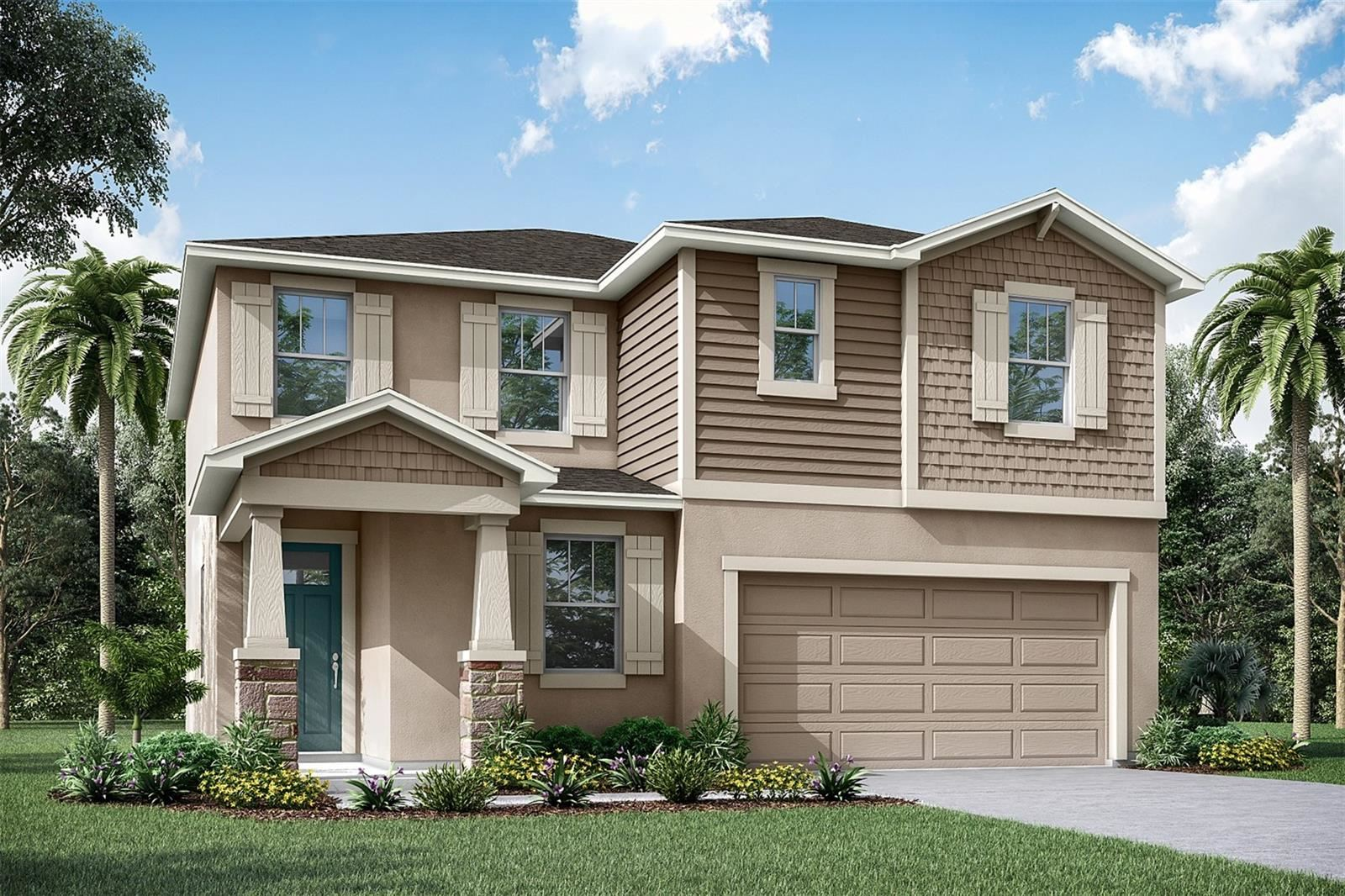 2960 ANGELONIA THORN WAY #LOT 460, Clermont, FL 34711 - #: O5964573